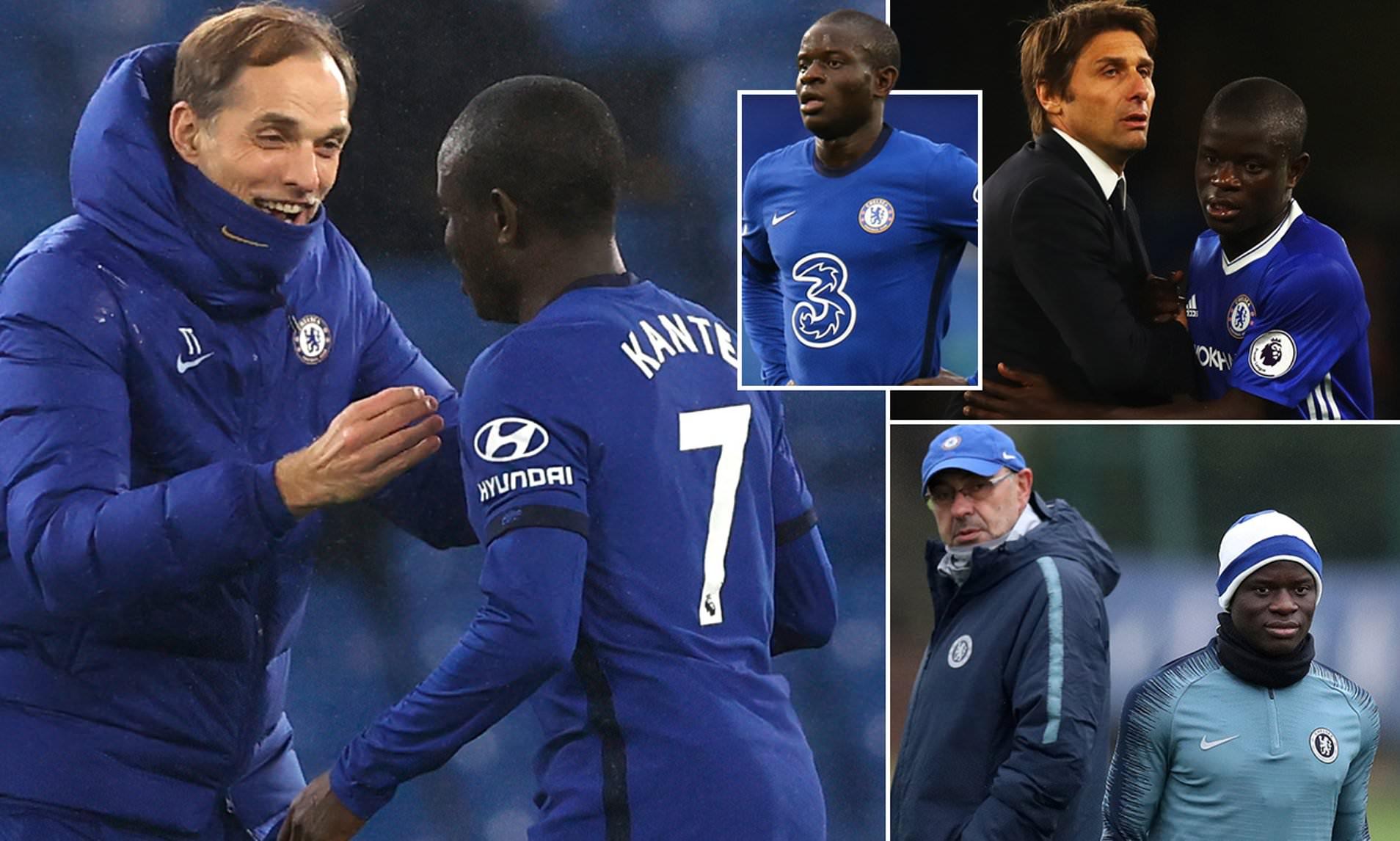 """Kante: """"Quỷ lùn"""" ông chủ tuyến giữa Chelsea, xứng đáng Quả bóng vàng? - 22"""