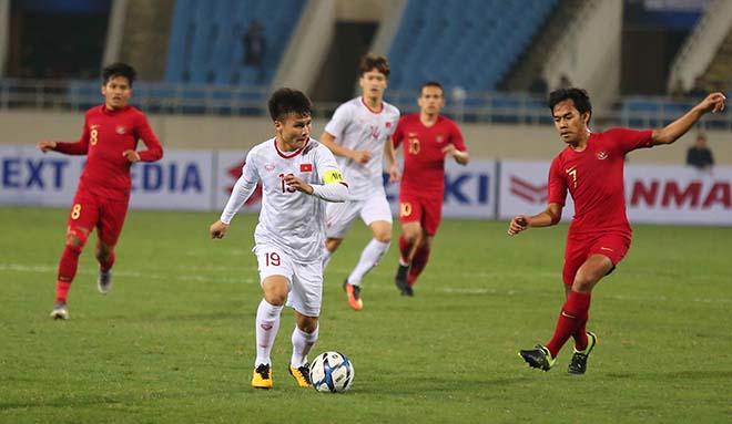 ĐT Việt Nam quyết thắng Indonesia tranh vé World Cup: Chờ bản lĩnh học trò thầy Park - 1