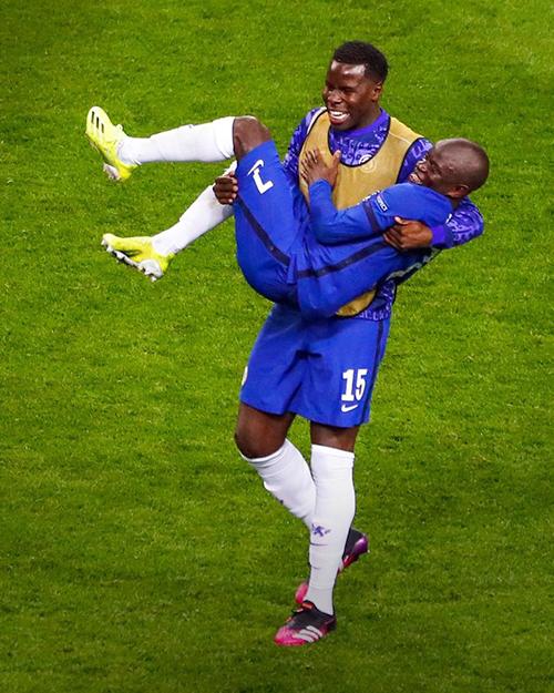 """Kante: """"Quỷ lùn"""" ông chủ tuyến giữa Chelsea, xứng đáng Quả bóng vàng? - 6"""