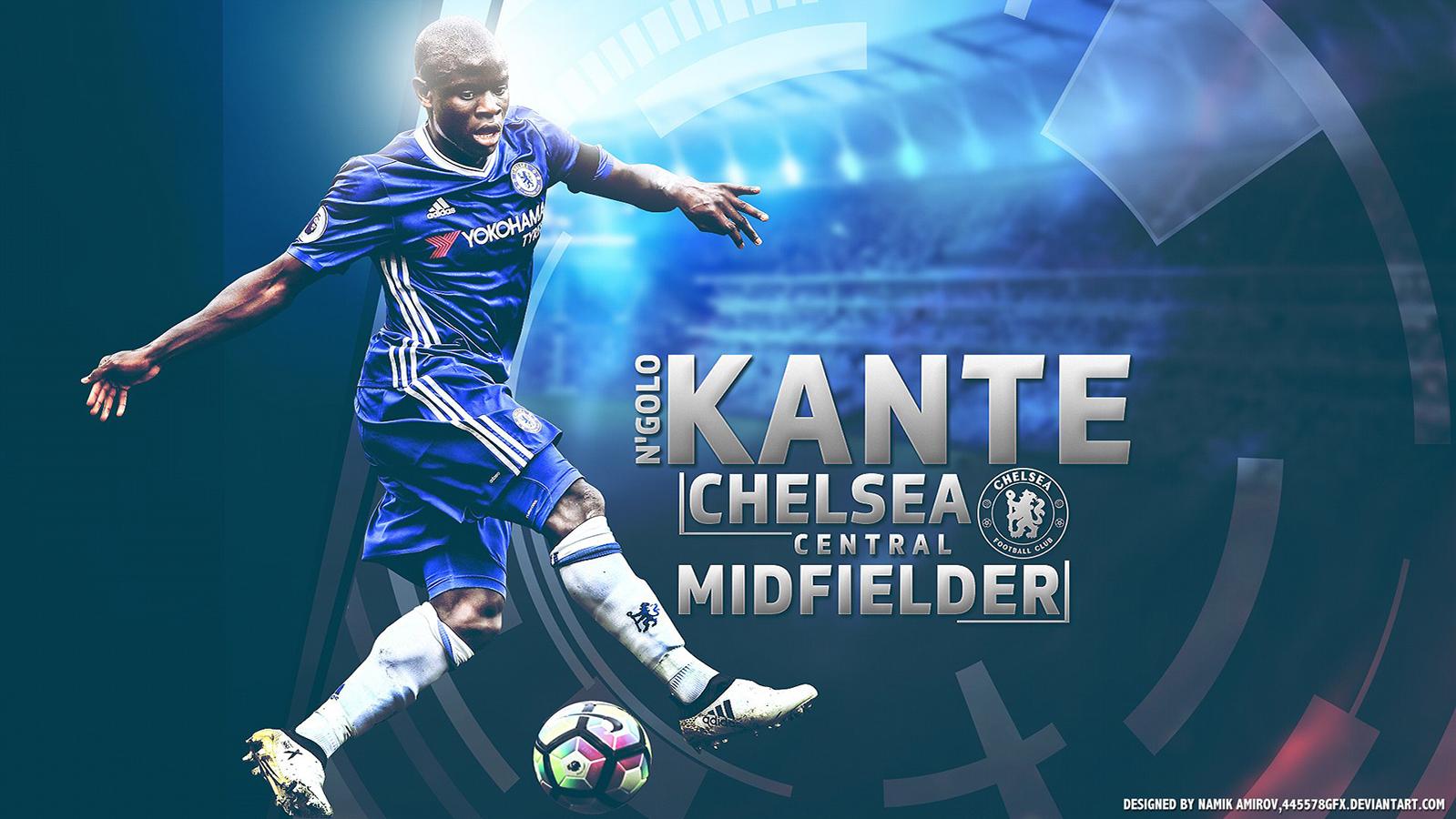 """Kante: """"Quỷ lùn"""" ông chủ tuyến giữa Chelsea, xứng đáng Quả bóng vàng? - 13"""