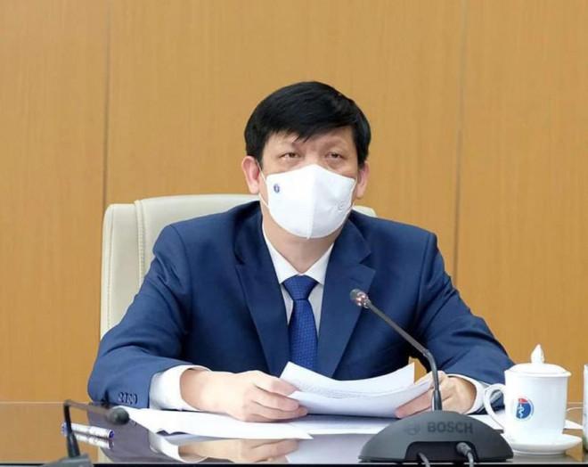Bộ trưởng Bộ Y tế: Đàm phán mua 20 triệu liều vắc-xin Sputnik V phòng COVID-19 trong năm nay - 1