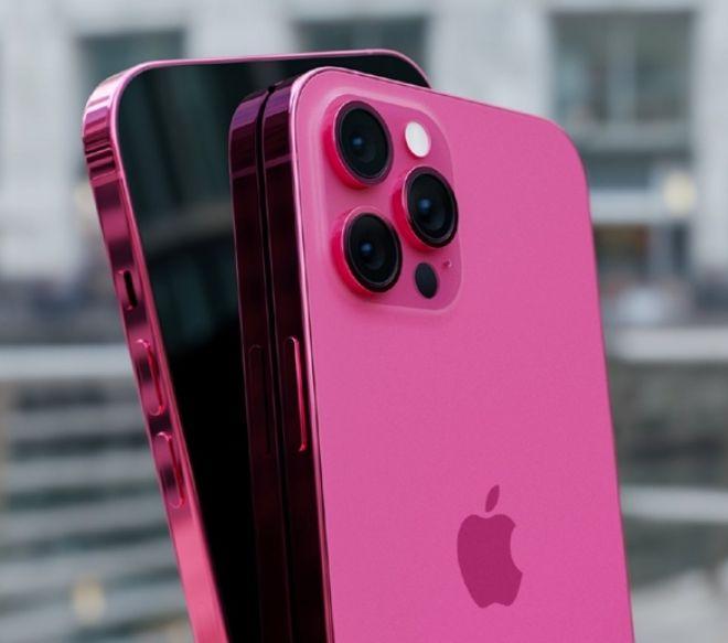 HOT: Ảnh nóng iPhone 13 Pro Max màu Rose Pink xuất hiện - 1