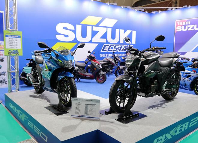 2021 Suzuki Gixer 250 mở rộng thị trường, giá từ hơn 137 triệu đồng - 1