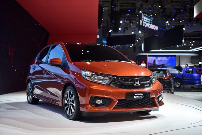 Giá xe Honda Brio lăn bánh tháng 6/2021, rẻ nhất 418 triệu đồng - 1