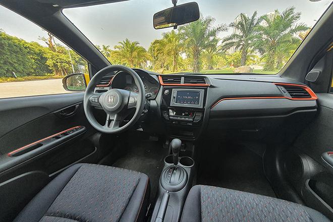 Giá xe Honda Brio lăn bánh tháng 6/2021, rẻ nhất 418 triệu đồng - 11