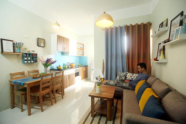 Từ 5/7 được phép xây căn hộ diện tích 25 m2 - 1