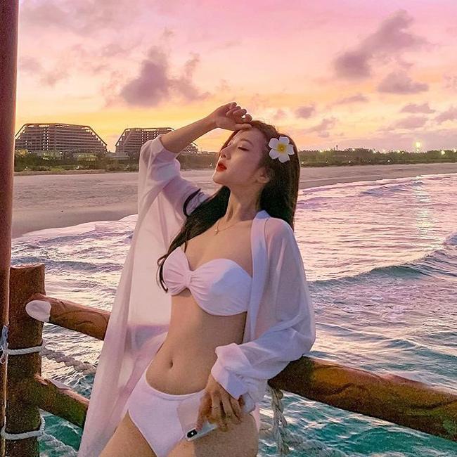 """Hot girl Tuyên Quang còn được mệnh danh là """"fan nữ xinh đẹp""""."""