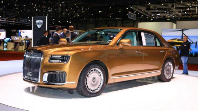 Rolls-Royce của nước Nga chính thức được sản xuất đại trà - 1