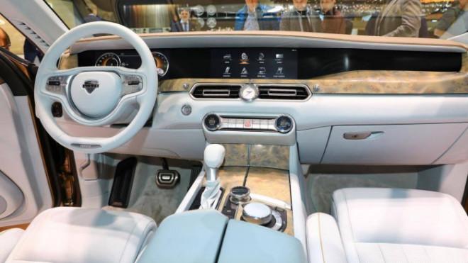 Rolls-Royce của nước Nga chính thức được sản xuất đại trà - 4