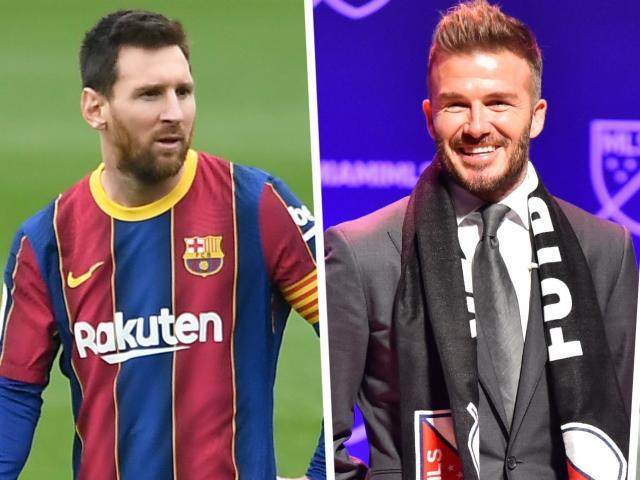 Messi sắp vớ bẫm 239 triệu euro từ Barca, chốt lịch gia nhập đội Beckham