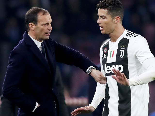 Ronaldo sụt giá sốc, Juventus bán gấp để tái hợp trò cưng của Allegri