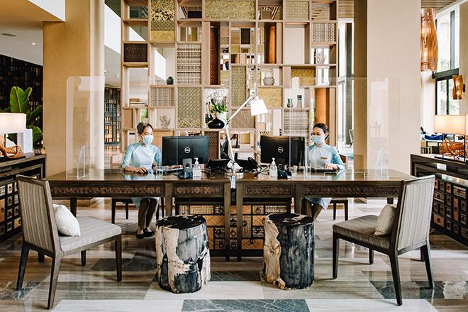 Khu nghỉ dưỡng InterContinental Phu Quoc Long Beach nâng cao chất lượng dịch vụ và tiêu chuẩn an toàn vệ sinh - 1