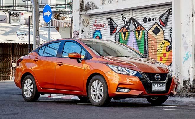 Nissan Almera 2021 sắp về Việt Nam có thể sẽ không bị cắt bớt trang bị - 8