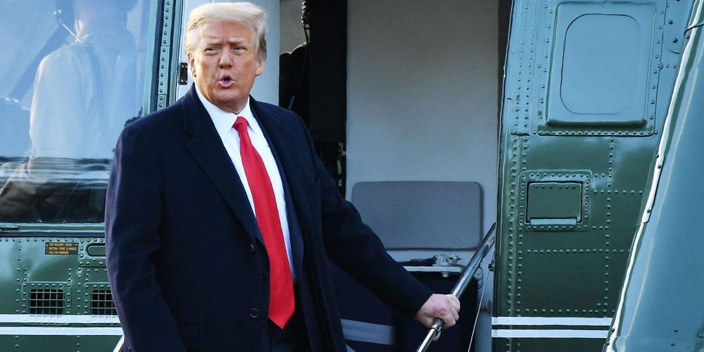 Rộ tin đồn ông Trump sắp được phục chức Tổng thống Mỹ