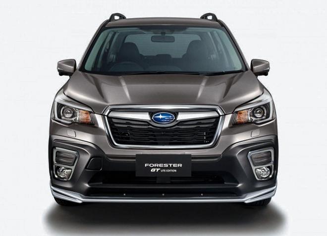 Subaru Việt Nam tiếp tục khuyến mãi hơn 159 triệu đồng cho dòng xe Forester - 1