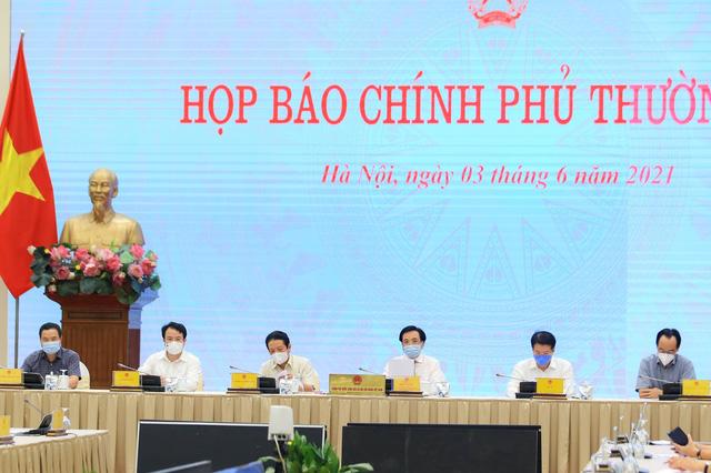 Thứ trưởng Bộ Y tế: Việt Nam đã tiếp cận được 150 triệu liều vắc-xin - 1
