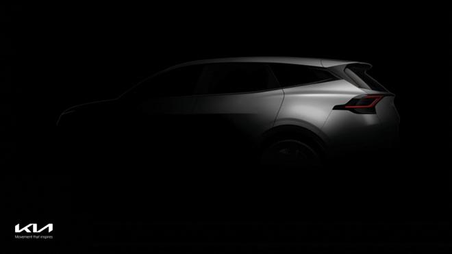 Xe SUV Sportage thế hệ mới được KIA nhá thêm hình ảnh nội thất - 3