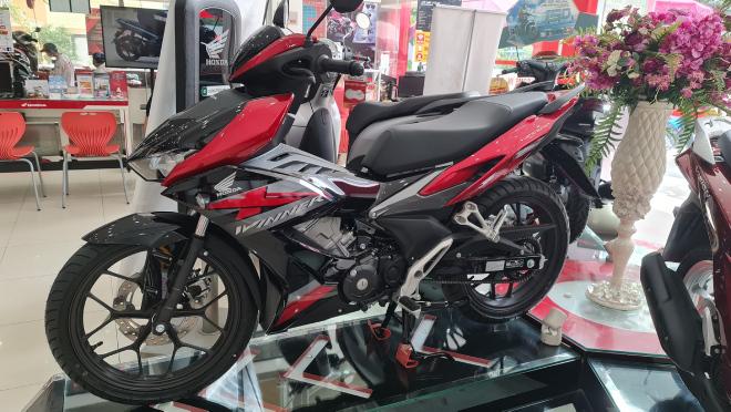 Bảng giá xe máy Honda Winner X tháng 6/2021, chỉ từ hơn 30 triệu đồng - 1
