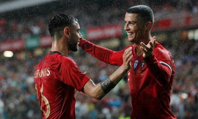 Fernandes tạo cơ hội số 1 châu Âu, Ronaldo - Bồ Đào Nha hưởng lợi ở EURO 2021 - 1