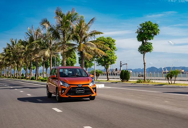 Giá xe Toyota Wigo lăn bánh tháng 6/2021 - 1