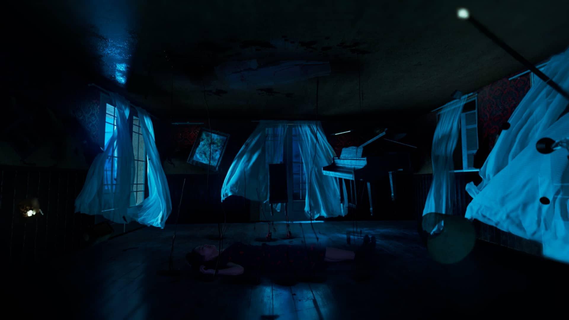 Liên Bỉnh Phát - Yu Dương lần đầu nên duyên trong phim điện ảnh kinh dị chiếu mạng - 1