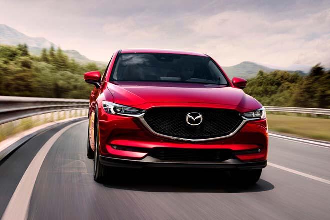Mazda CX-50 sắp trình làng, cạnh tranh BMW X4 và Mercedes-Benz GLC - 4