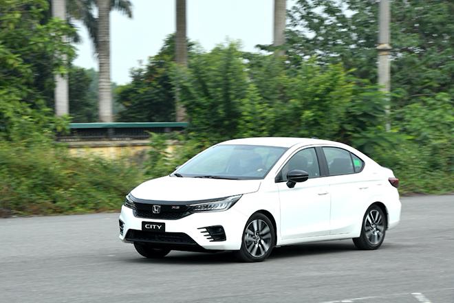 Giá xe Honda City lăn bánh tháng 6/2021 - 1
