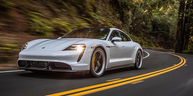 Porsche triệu hồi 565 xe Taycan và Panamera vì lỗi hệ thống treo - 3