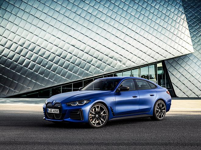 Xe điện BMW i4 M50 trình làng đi kèm giá bán hơn 1,5 tỷ đồng - 3