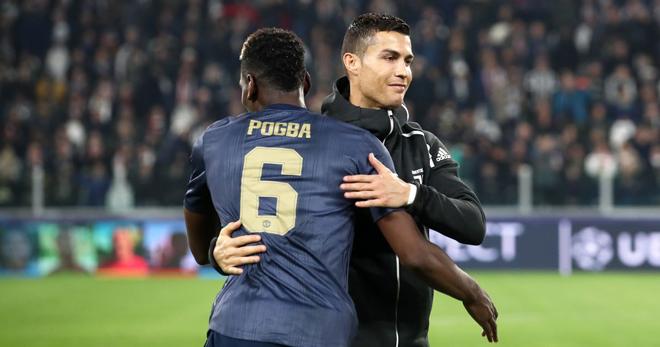 Tin mới nhất bóng đá sáng 5/6: Juventus muốn kết hợp Ronaldo - Pogba - 1