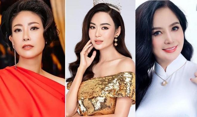 Hoa hậu Hà Kiều Anh, Nguyễn Thiên Nga chia sẻ những ký ức đặc biệt về Hoa hậu Thu Thuỷ - 1