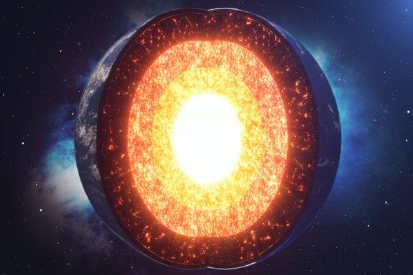 Sốc: Lõi Trái Đất đang bị lệch lạc, méo dần - 1