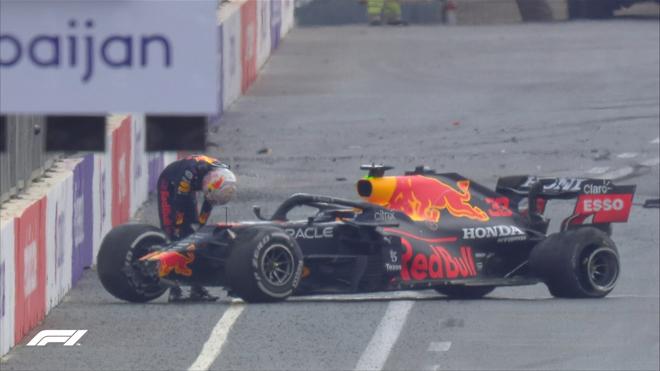 Đua xe F1, Azerbaijan GP: Sự cố liên tục, tiếc nuối cho Hamilton - 1