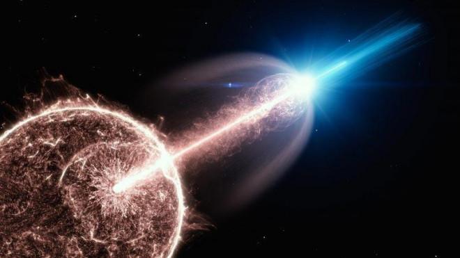Góc nhìn đẹp nhất về vụ nổ vũ trụ đặc biệt - 1