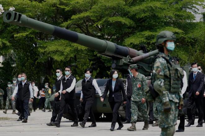 Kịch bản xung đột Trung Quốc - Đài Loan ngày càng hiện rõ - 1