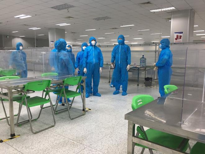 7 ca dương tính trong doanh nghiệp tại Bắc Ninh do ủ bệnh từ trước - 1