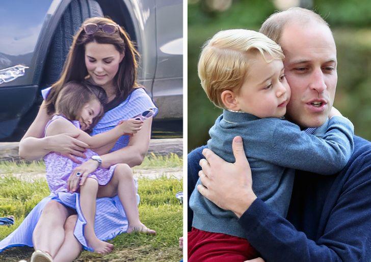 """""""Ghế sofa"""" và 5 cách nuôi dạy con cái khác mà công nương Kate Middleton áp dụng - 1"""