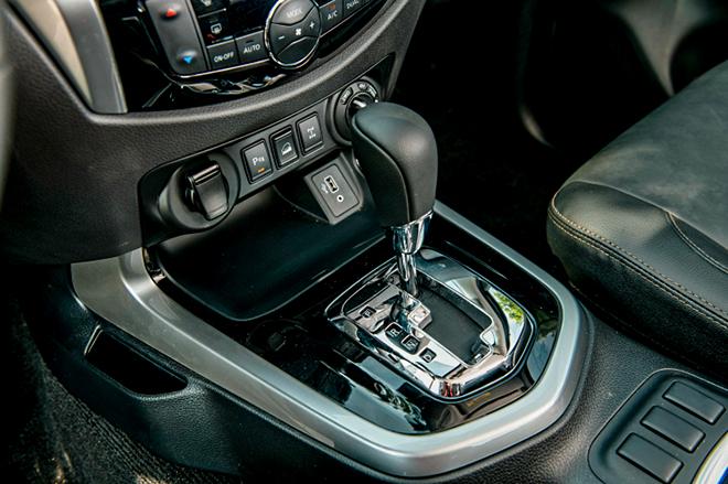 Chi tiết Nissan Navara 2021 phiên bản VL 4WD, giá bán 845 triệu đồng - 11