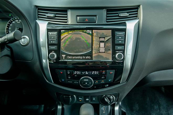 Chi tiết Nissan Navara 2021 phiên bản VL 4WD, giá bán 845 triệu đồng - 10