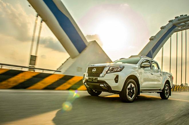 Chi tiết Nissan Navara 2021 phiên bản VL 4WD, giá bán 845 triệu đồng - 8