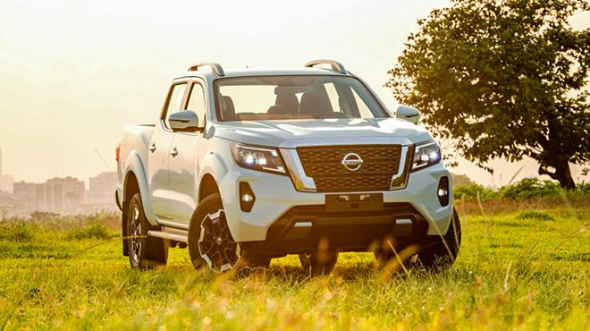 Chi tiết Nissan Navara 2021 phiên bản VL 4WD, giá bán 845 triệu đồng - 1