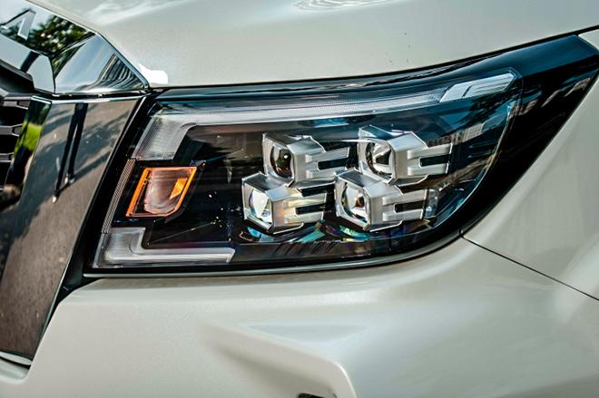 Chi tiết Nissan Navara 2021 phiên bản VL 4WD, giá bán 845 triệu đồng - 6