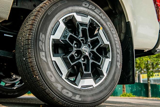 Chi tiết Nissan Navara 2021 phiên bản VL 4WD, giá bán 845 triệu đồng - 5
