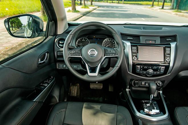 Chi tiết Nissan Navara 2021 phiên bản VL 4WD, giá bán 845 triệu đồng - 9