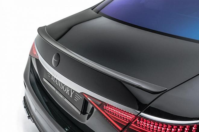 Hãng độ Mansory nâng cấp toàn diện Mercedes-Benz S-Class - 7