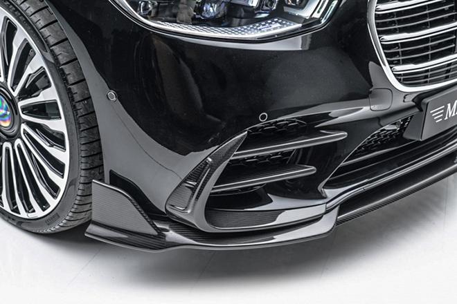 Hãng độ Mansory nâng cấp toàn diện Mercedes-Benz S-Class - 9