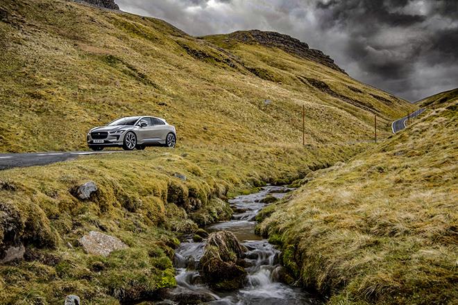 Jaguar I-Pace trong một lần sạc vượt đoạn đường tương đương lên đỉnh Everest - 4