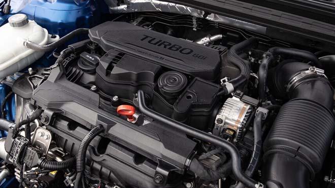 KIA K5 2022 ra mắt, thay đổi toàn diện quyết đấu Toyota Camry - 6