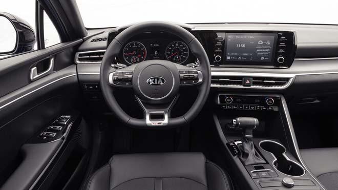 KIA K5 2022 ra mắt, thay đổi toàn diện quyết đấu Toyota Camry - 5
