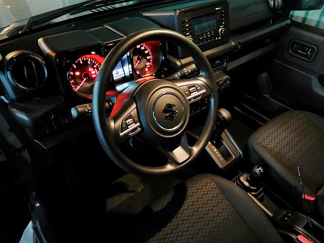 Suzuki Việt Nam lộ thông tin nhập khẩu xe Jimny và xe mới Hybrid trong năm nay - 6